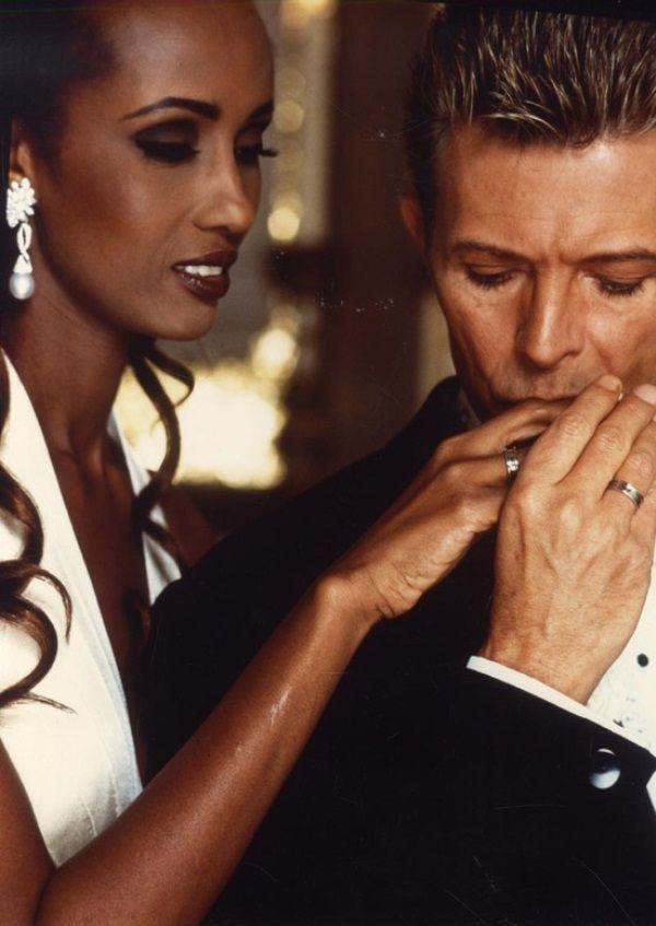 Il matrimonio di Iman e Bowie a Firenze 8