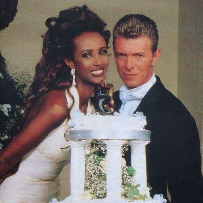Il matrimonio di Iman e Bowie a Firenze 5