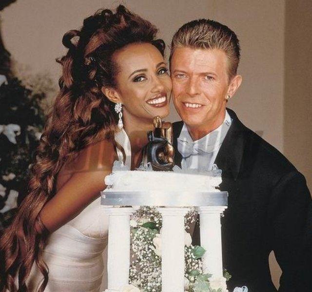 Il matrimonio di Iman e Bowie a Firenze 4