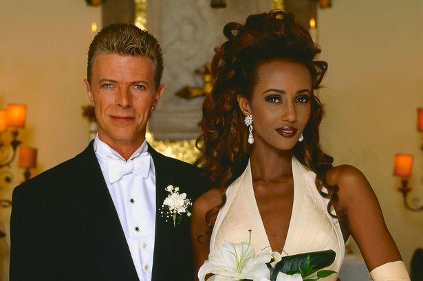 Il matrimonio di Iman e Bowie a Firenze 15