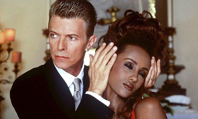 Il matrimonio di Iman e Bowie a Firenze 16