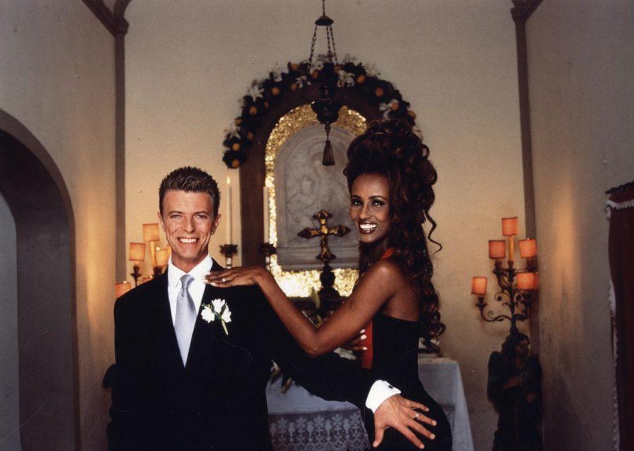 Il matrimonio di Iman e Bowie a Firenze 12