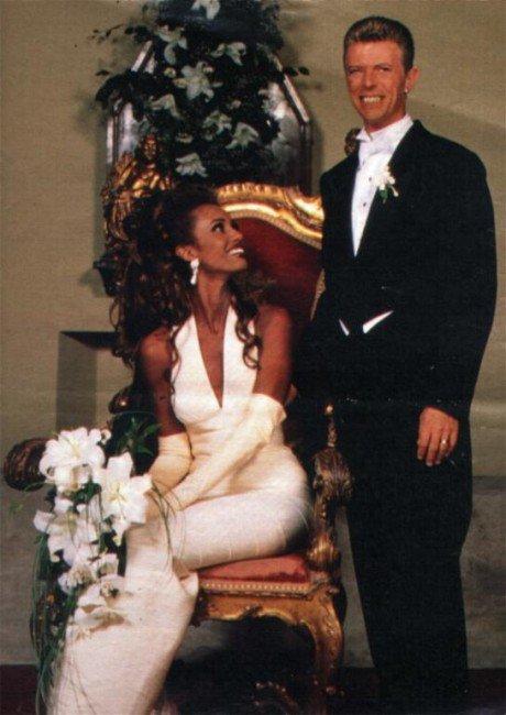 Il matrimonio di Iman e Bowie a Firenze 10