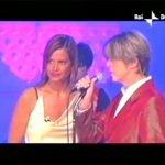 """RAI2 """"Quelli che il calcio.."""" di Simona Ventura  2002 1"""
