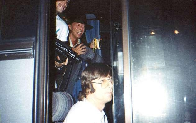 Tin Machine - It's My Life Tour - Roma, 10 Ottobre 1991 4