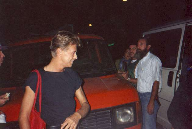 Tin Machine - It's My Life Tour - Roma, 10 Ottobre 1991 5