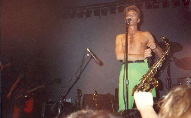Tin Machine - It's My Life Tour - Roma, 10 Ottobre 1991 3