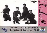 Tin-Machine-Its-My-Life-Tour-Milano-6-Ottobre-1991 biglietto