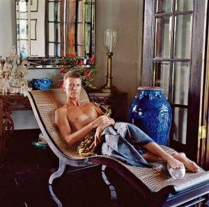 Le visite di Ad - David Bowie a Mustique, Architectural Digest (AD), n.137, ottobre 1992 3