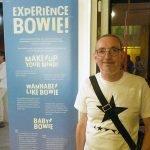 13 luglio 2016 L' inaugurazione di David Bowie is 8