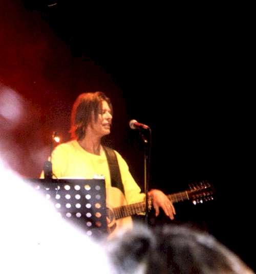 David Bowie alcatraz milano 4 dicembre 1999 foro
