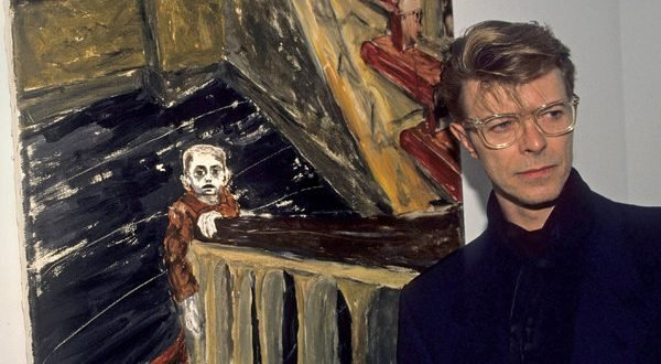All'asta la collezione di Bowie 1