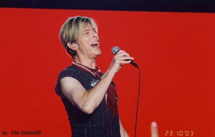 Reality Tour, Milano 23 Ottobre 2003 62