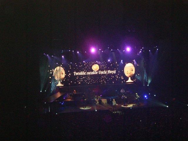 Reality Tour, Milano 23 Ottobre 2003 53