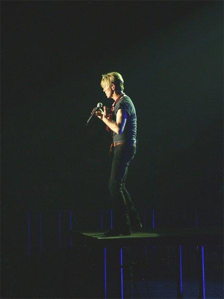 Reality Tour, Milano 23 Ottobre 2003 52