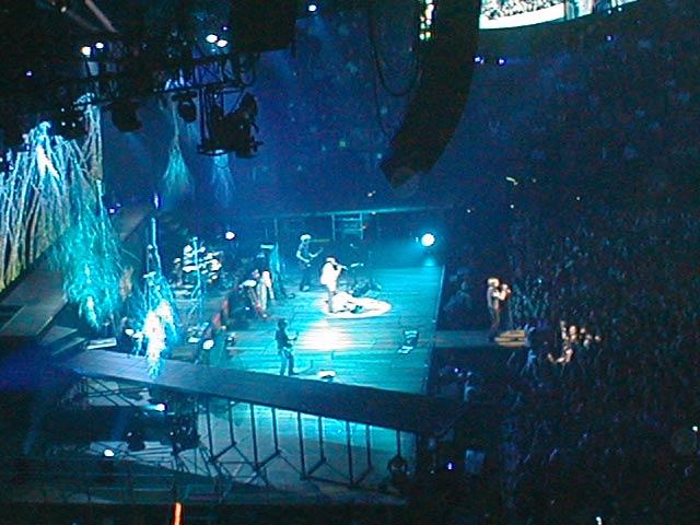 Reality Tour, Milano 23 Ottobre 2003 47