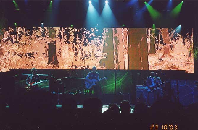 Reality Tour, Milano 23 Ottobre 2003 60