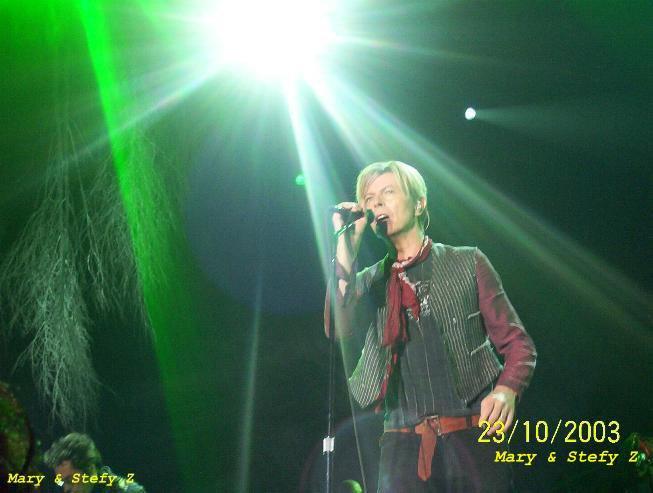 Reality Tour, Milano 23 Ottobre 2003 46