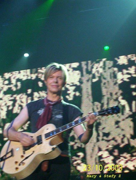 Reality Tour, Milano 23 Ottobre 2003 44