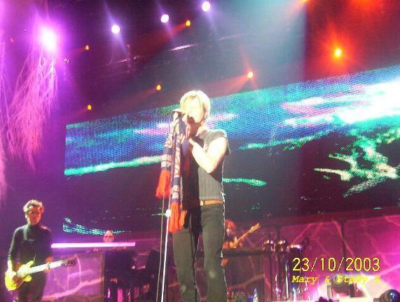 Reality Tour, Milano 23 Ottobre 2003 38