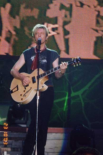 Reality Tour, Milano 23 Ottobre 2003 59