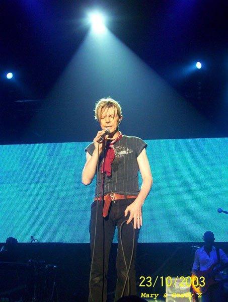 Reality Tour, Milano 23 Ottobre 2003 33