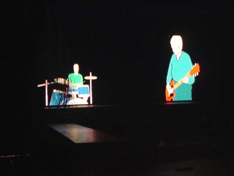 Reality Tour, Milano 23 Ottobre 2003 29