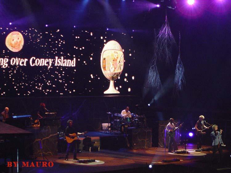 Reality Tour, Milano 23 Ottobre 2003 27