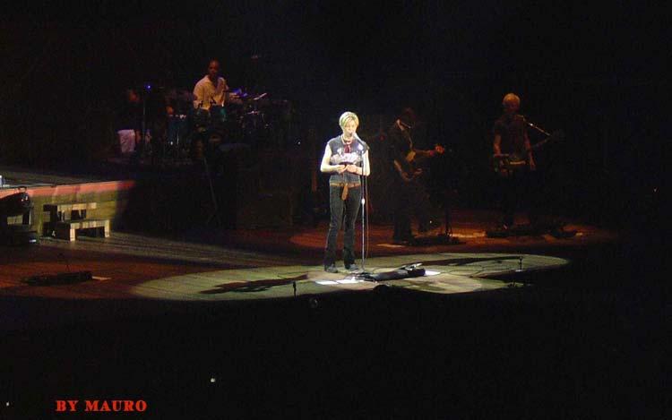Reality Tour, Milano 23 Ottobre 2003 26