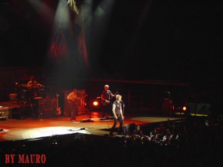 Reality Tour, Milano 23 Ottobre 2003 22