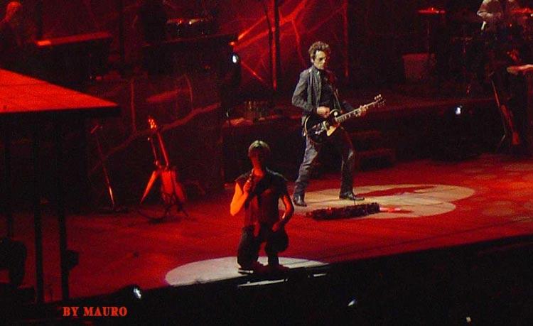 Reality Tour, Milano 23 Ottobre 2003 20