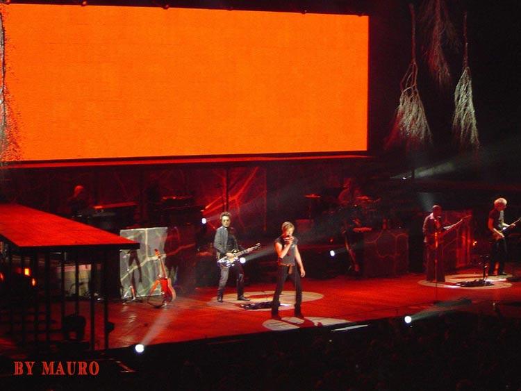 Reality Tour, Milano 23 Ottobre 2003 19