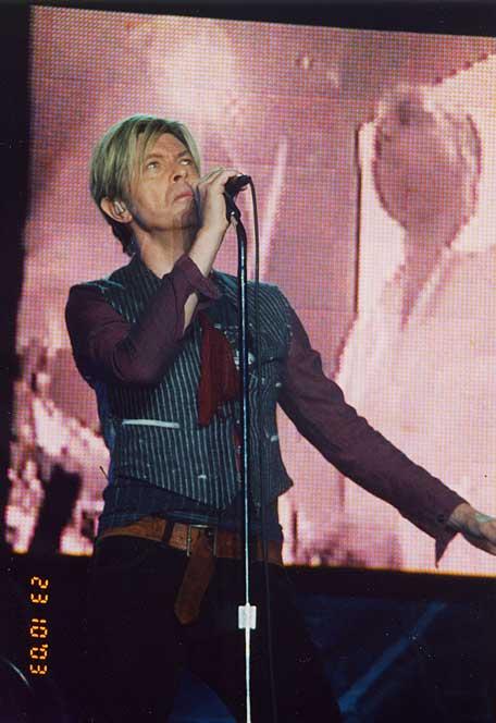 Reality Tour, Milano 23 Ottobre 2003 57