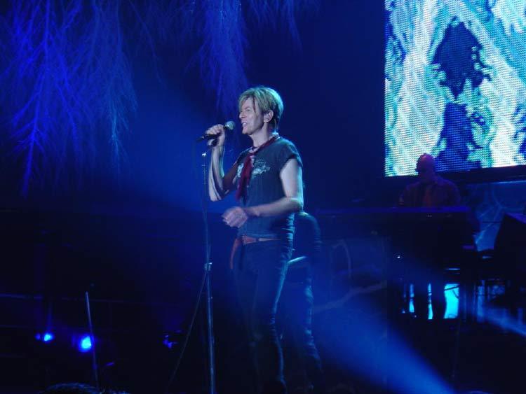 Reality Tour, Milano 23 Ottobre 2003 14