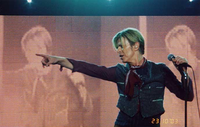 Reality Tour, Milano 23 Ottobre 2003 56