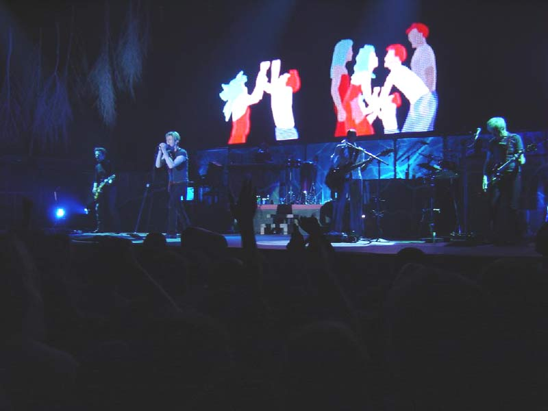 Reality Tour, Milano 23 Ottobre 2003 11