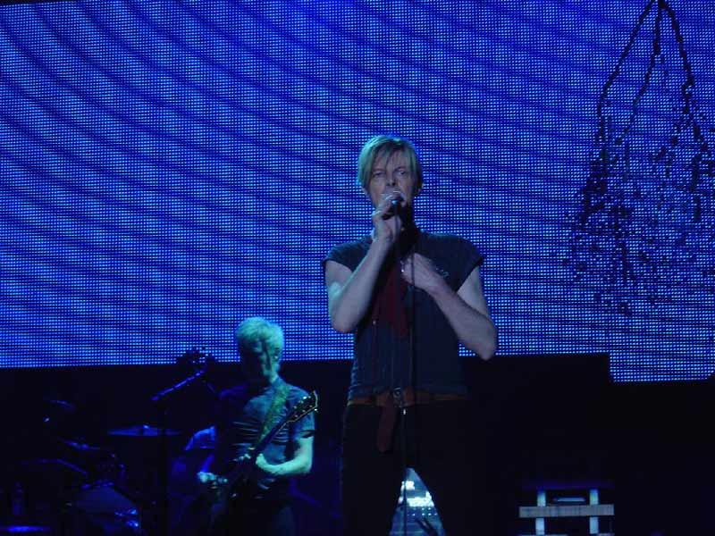 Reality Tour, Milano 23 Ottobre 2003 10