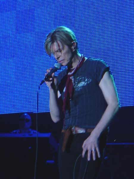 Reality Tour, Milano 23 Ottobre 2003 6