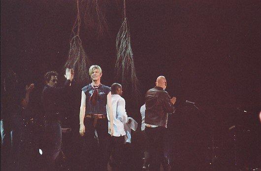 Reality Tour, Milano 23 Ottobre 2003 3
