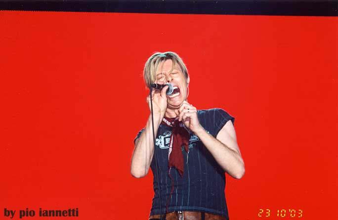 Reality Tour, Milano 23 Ottobre 2003 63