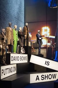 "L'anteprima di ""DAVID BOWIE IS"" 6"