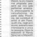 Suoni e Visioni Milano 2004 1