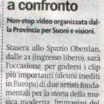 Suoni e Visioni Milano 2004 3