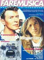 David Bowie - Il catalizzatore, Fare musica n.144, maggio 1993 1