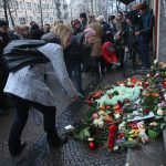 Berlino: una targa per Bowie in Hauptstrasse 2