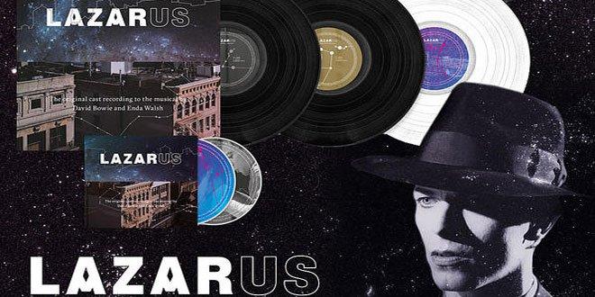 Lazarus Cast album: edizione limitata 1