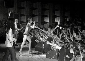 Mick Rock: le foto di Bowie a Milano 4