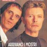 David Bowie e Dario Argento- Un bel giorno c'incontrammo di Cesare Fiumi, foto di Paul Massey, Sette n.5, 1995 1
