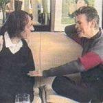 David Bowie e Dario Argento- Un bel giorno c'incontrammo di Cesare Fiumi, foto di Paul Massey, Sette n.5, 1995 2