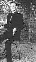 David Bowie - l'immortale, di Massimo Cotto, Amica n.14, 4 aprile 1997 1